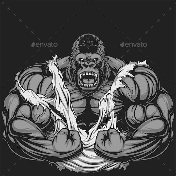 Gorilla Athlete