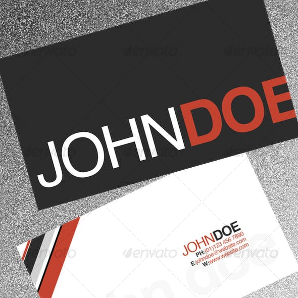 GRB Business Card