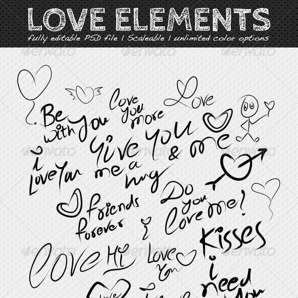 Love Elements
