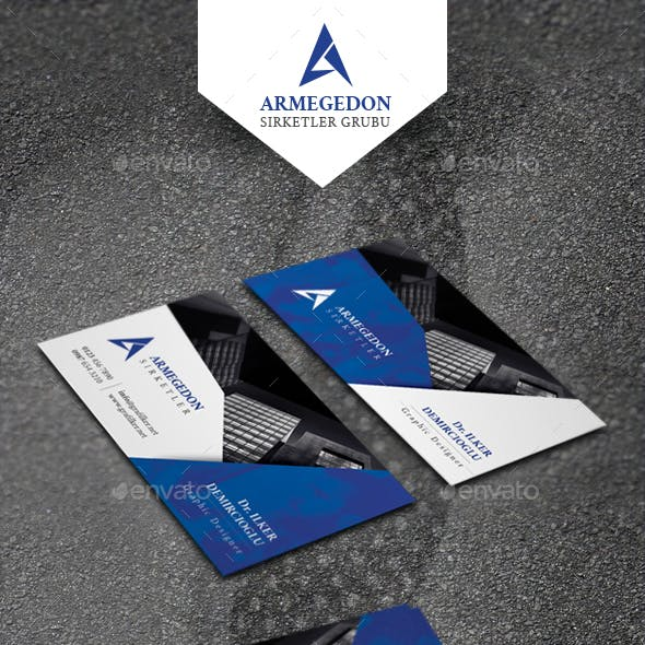 Corporate Business Card Templates