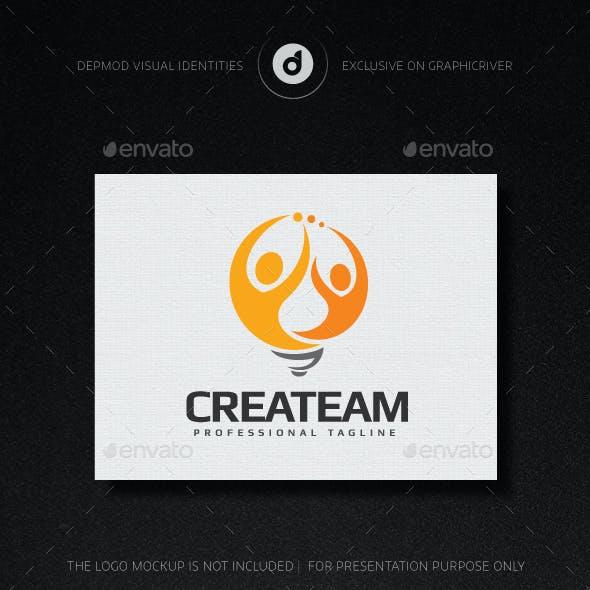 Createam Logo