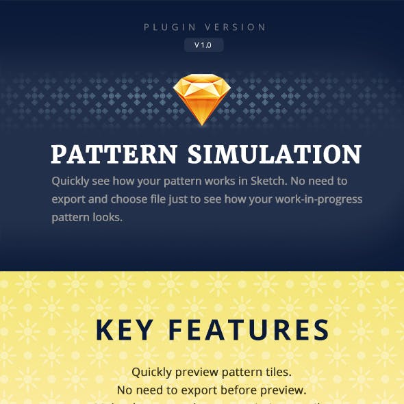 Pattern Simulation