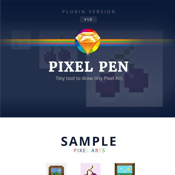 Pixel Pen
