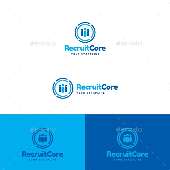 Recruit Core Logo