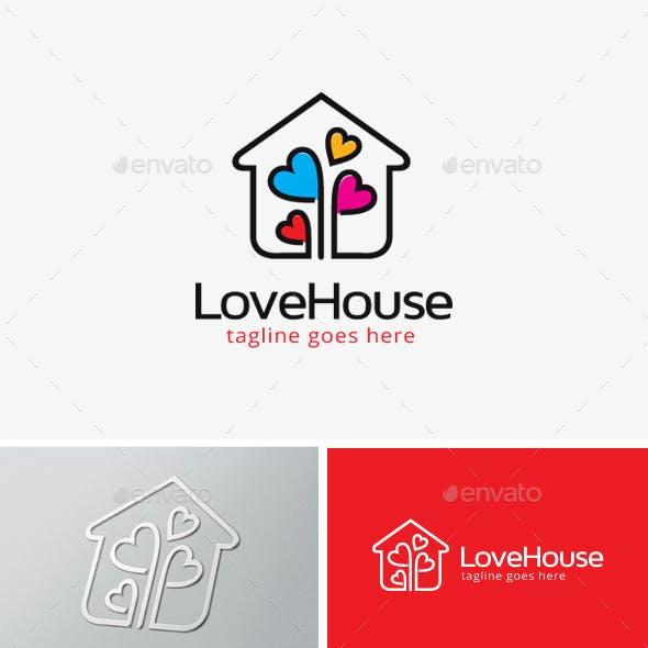 Love Residence Logo