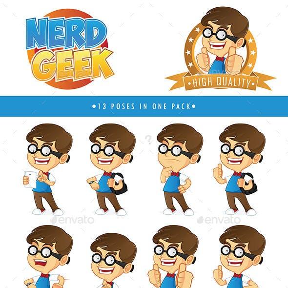 Nerd Geek Pack