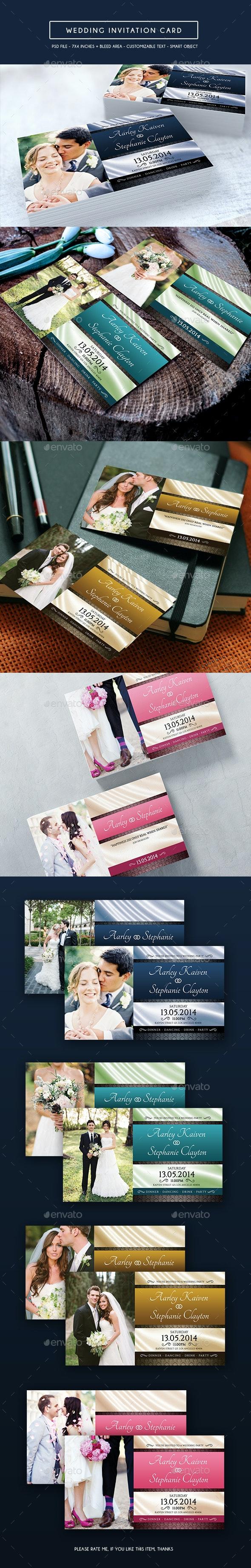 Wedding Invitation Card - Weddings Cards & Invites