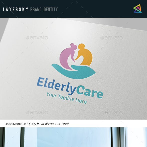 Elderly Care Logo