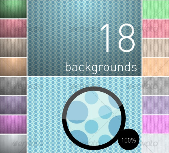 dots background - Backgrounds Graphics