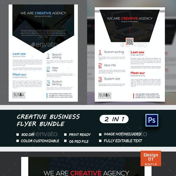Creative Business Flyer Bundle