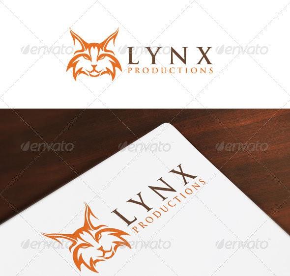 Lynx Logo - Animals Logo Templates