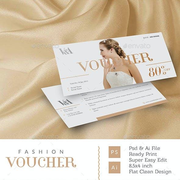 Fashion Voucher