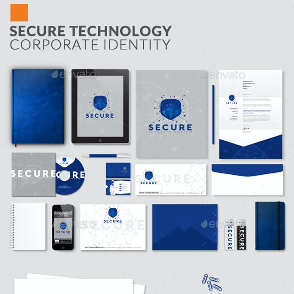 Secure Technology Corporate Identity