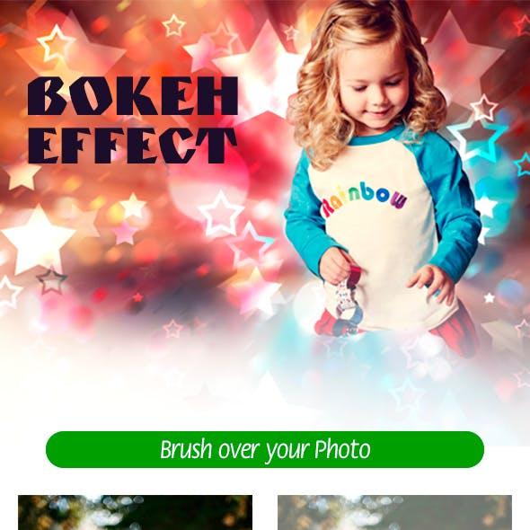 Bokeh Photo Effect
