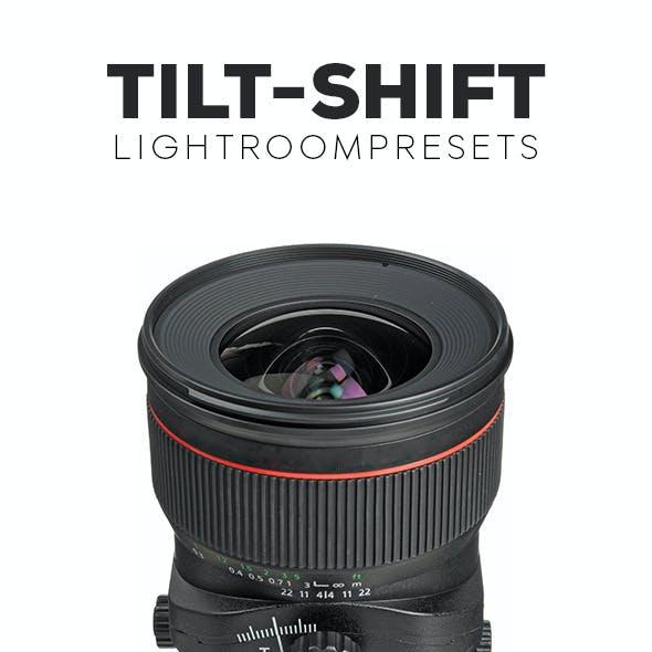 Pro Reflex Tilt-Shift Lightroom Presets