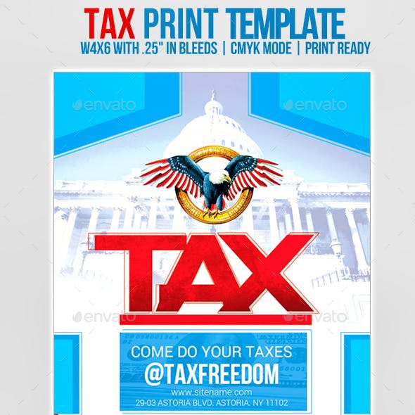 Tax template