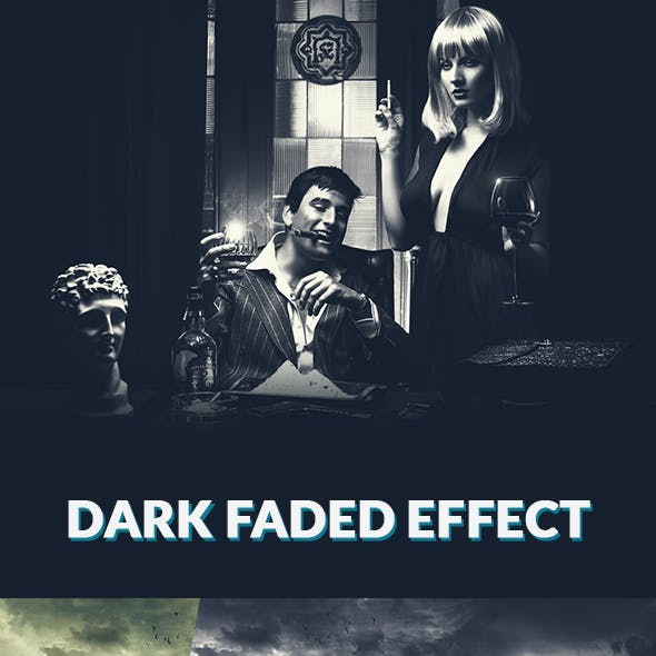 Dark Faded Effect
