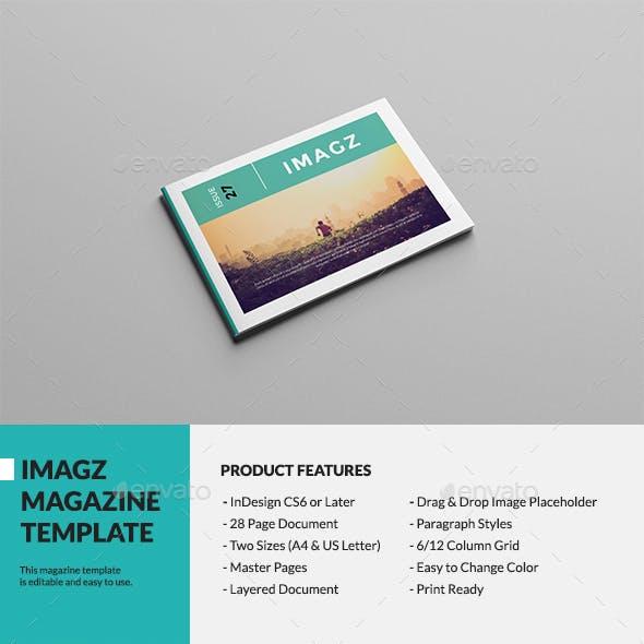 Imagz Landscape Magazine