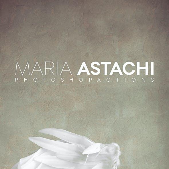 Maria Astachi Photoshop Actions