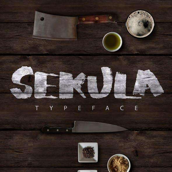 Sekula Script Typeface