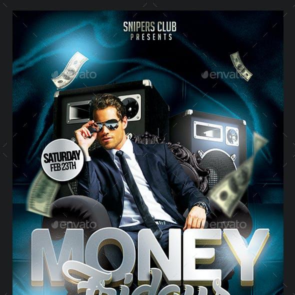 Money Fridays Flyer