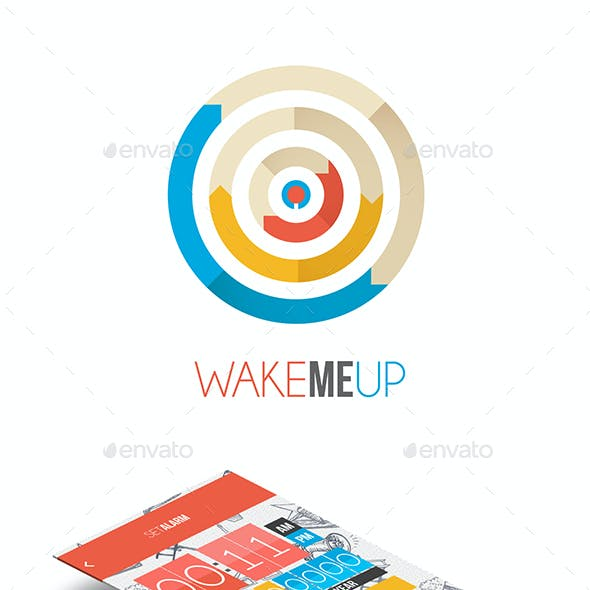 Alarm Application (User Interface Design)