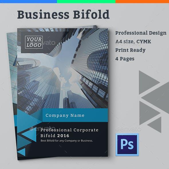 Business Bifold