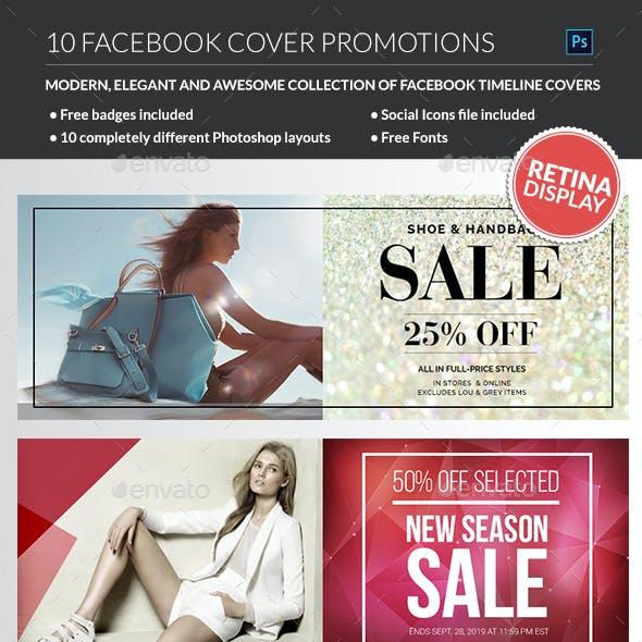 Facebook Cover Sale