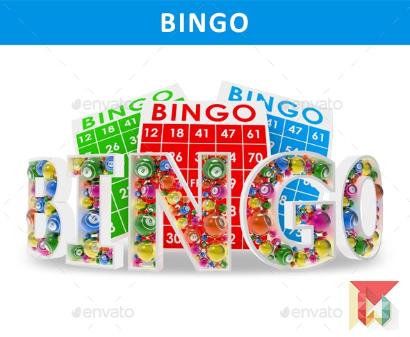 Bingo - 3D Backgrounds