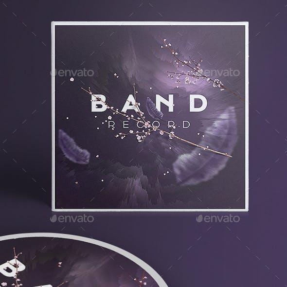 Flower CD Cover
