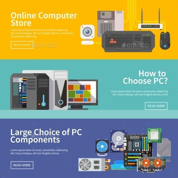 Computer Banners