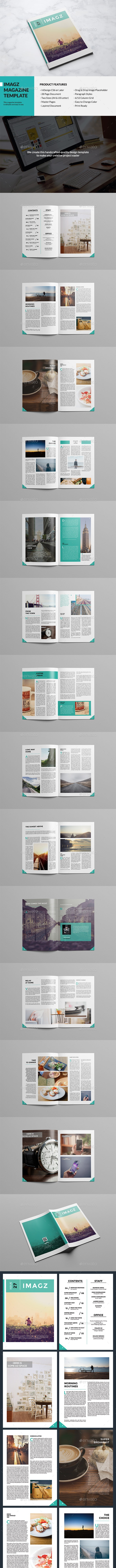 27 Best Magazine Templates  for February 2019