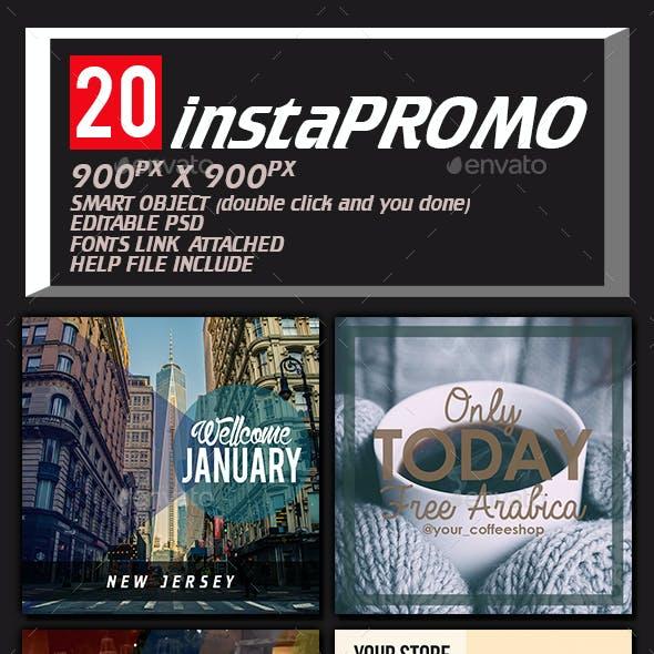 20 Instagram Templates