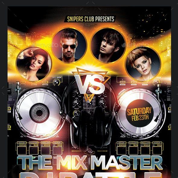 The Mix Djs Battle