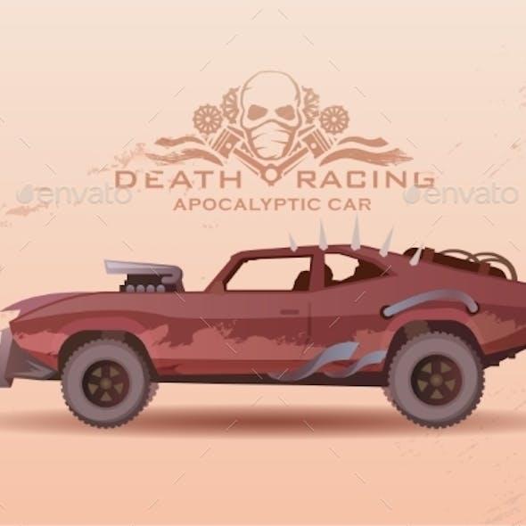 Concept Post-Apocalypse Car