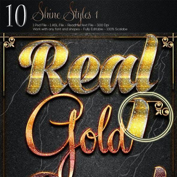 10 Shine Styles 1Wj