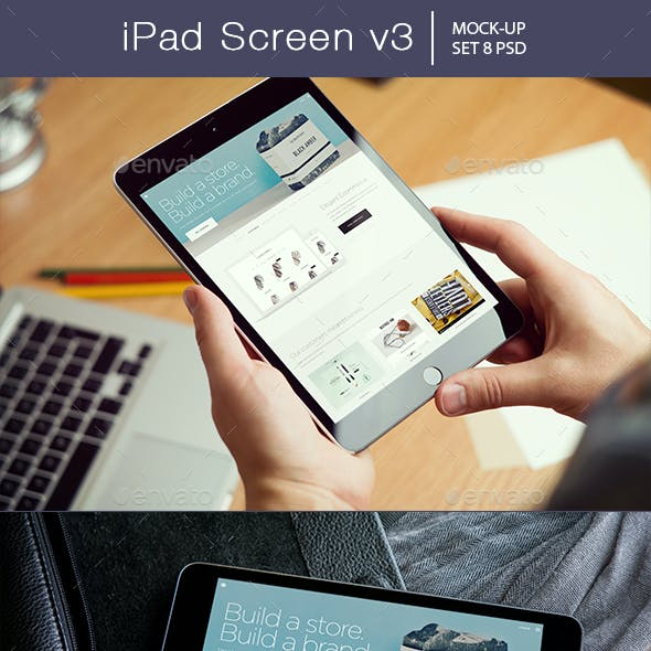 Pad Screen Mockup v3