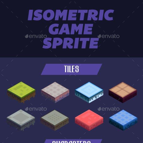 Isometric Game Sprite