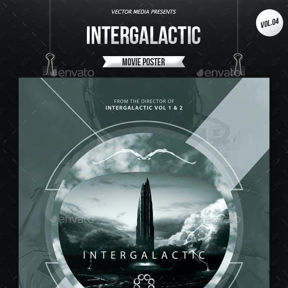 Intergalactic - Movie Poster [Vol.4]