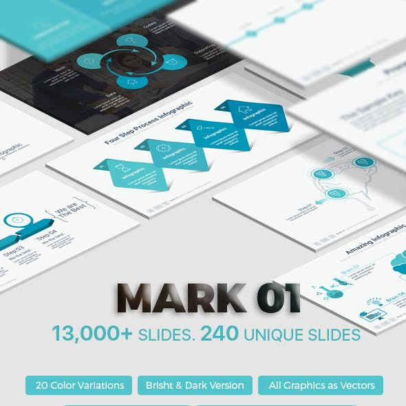 MARK01-Powerpoint Template