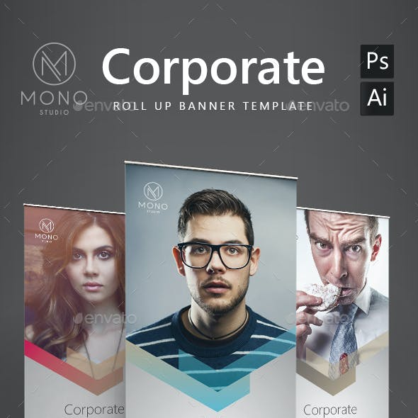 Corporate Roll Up Banner 2