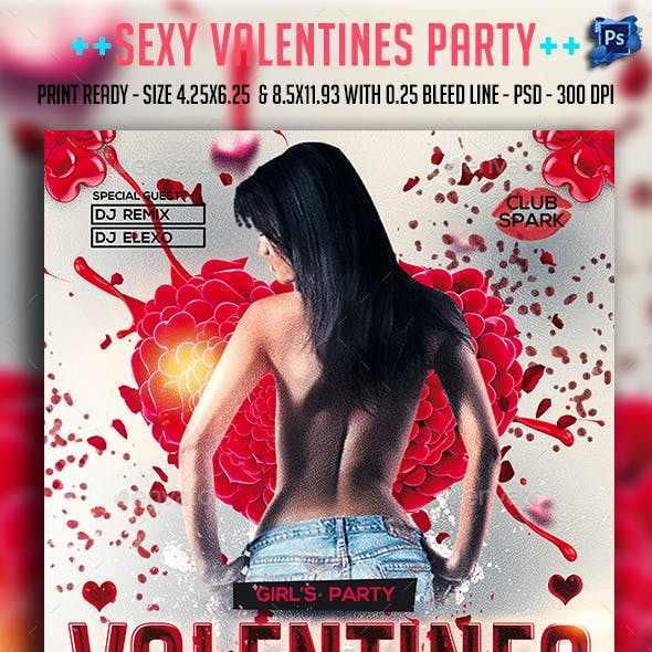 Sexy Valentines Party