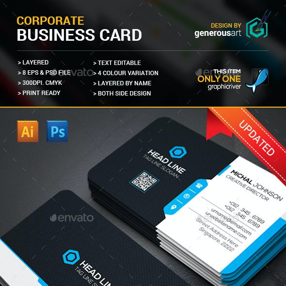 Head Line Business Cards