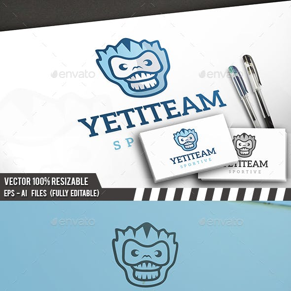 Yeti Graphics, Designs & Templates from GraphicRiver