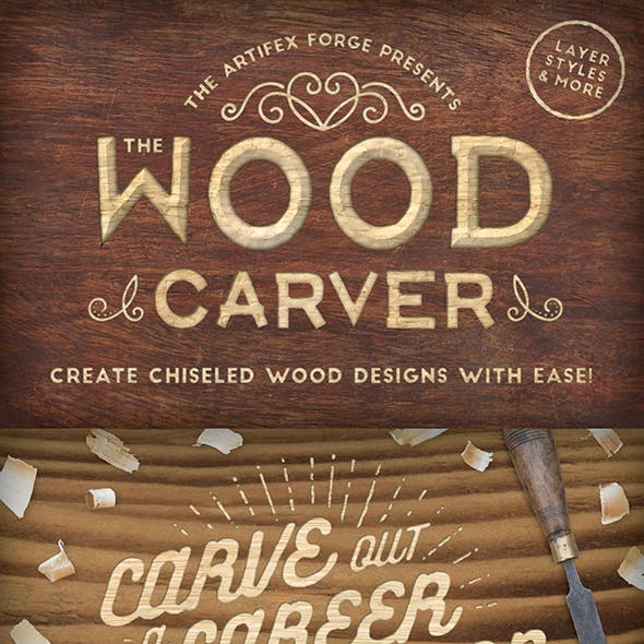 The Wood Carver - PS Styles