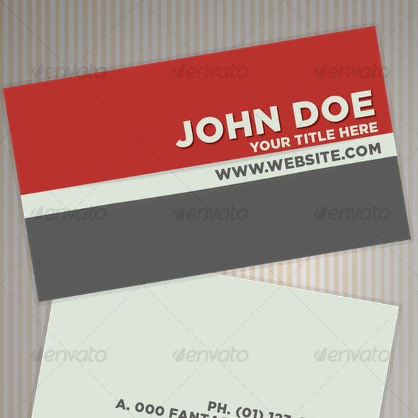 TRI Business Card