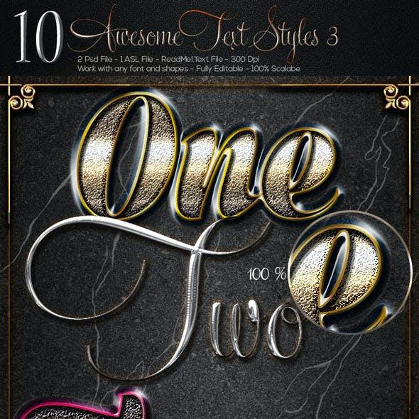 10 Shine Styles 2WJ