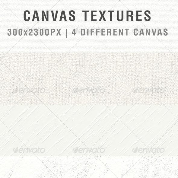 Canvas Textures Pack