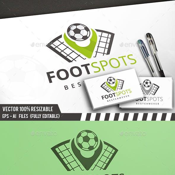 Football Spot Logo