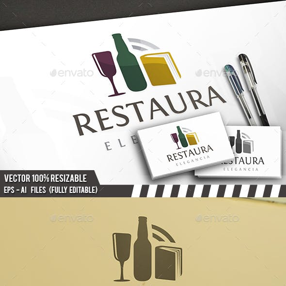 Restaurant Guide Logo